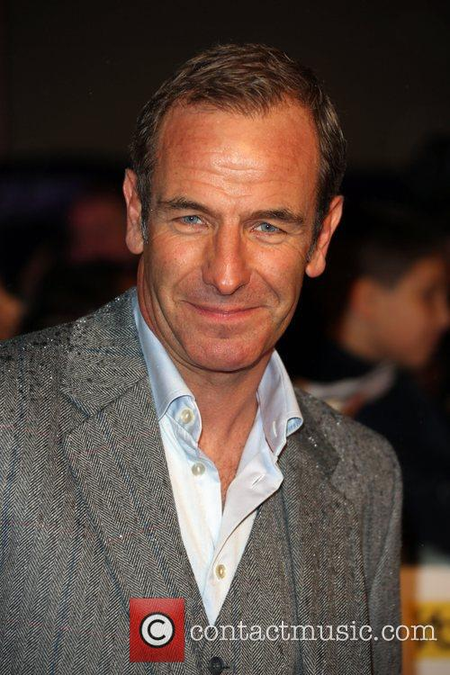 Robson Green and Grosvenor House 6