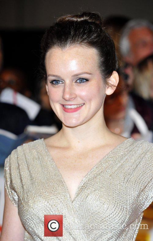Sophie Mcshera and Grosvenor House