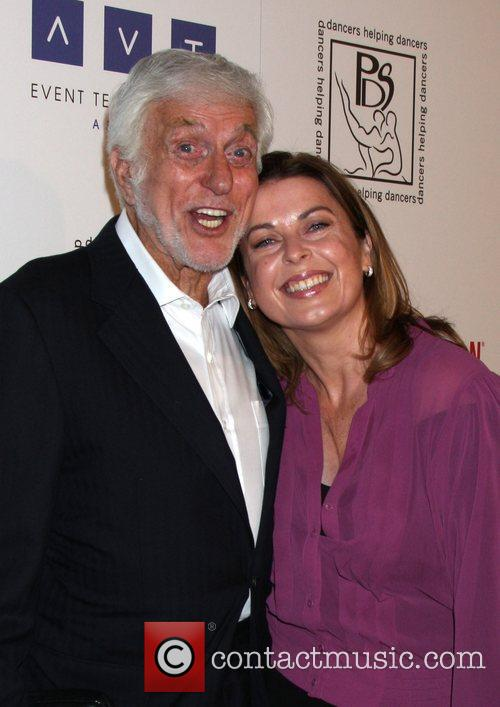 Dick Van Dyke and Beverly Hilton Hotel