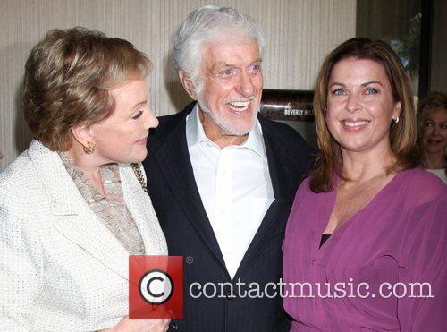 Julie Andrews, Dick Van Dyke and Beverly Hilton Hotel 2