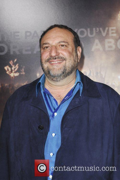 Joel Silver and Grauman's Chinese Theatre 4