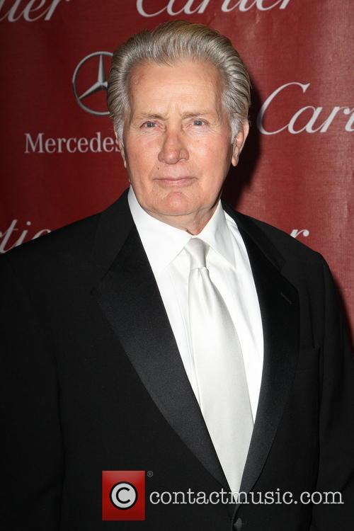 Martin Sheen and Palm Springs International Film Festival Awards Gala