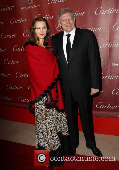 Leslie Zemeckis, Robert Zemeckis and Palm Springs International Film Festival Awards Gala 1