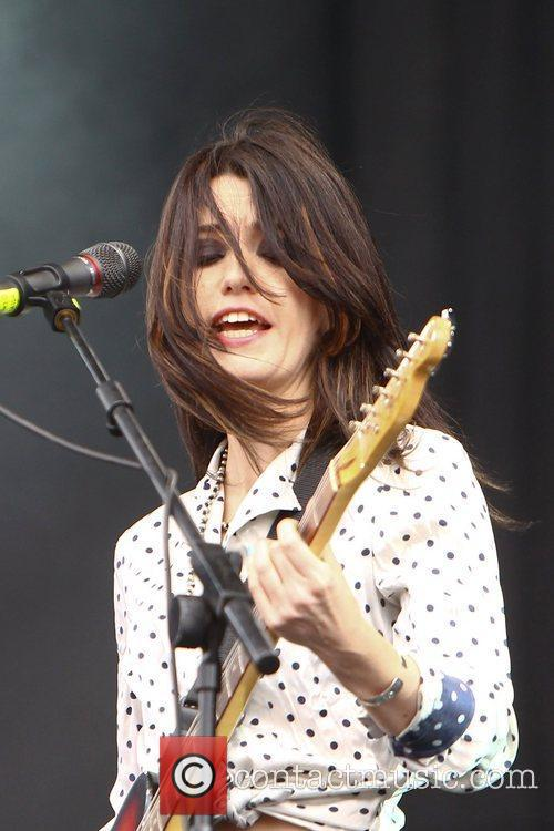 Blood Red Shoes, Leeds & Reading Festival and Reading Festival