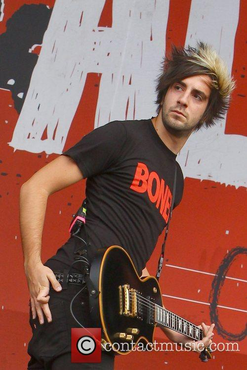 All Time Low, Leeds & Reading Festival and Reading Festival 1
