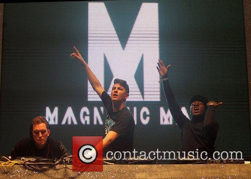 Magnetic Man, Annie Mac Presents, Red Bull Culture Clash, Wembley Arena. London and England