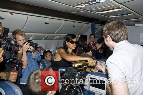 Rihanna, Los Angeles and Mexico City 10