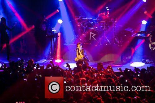 Rihanna and Mexico City 3
