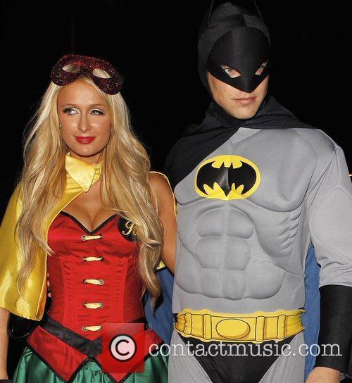 Paris Hilton, River Viiperi, Batman and Robin