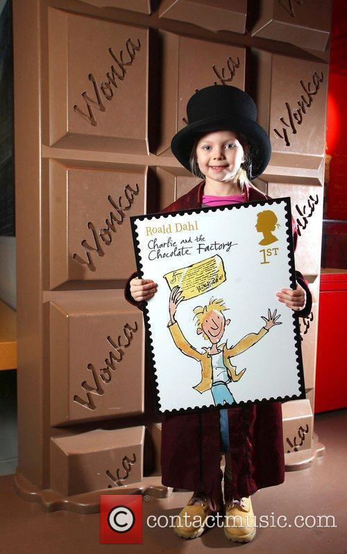 Roald Dahl and Charlie And The Chocolate Factory 6