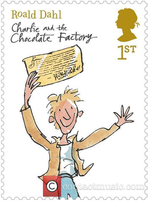 Roald Dahl and Charlie And The Chocolate Factory 3
