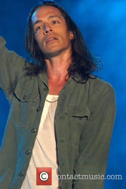 Brandon Boyd and Incubus