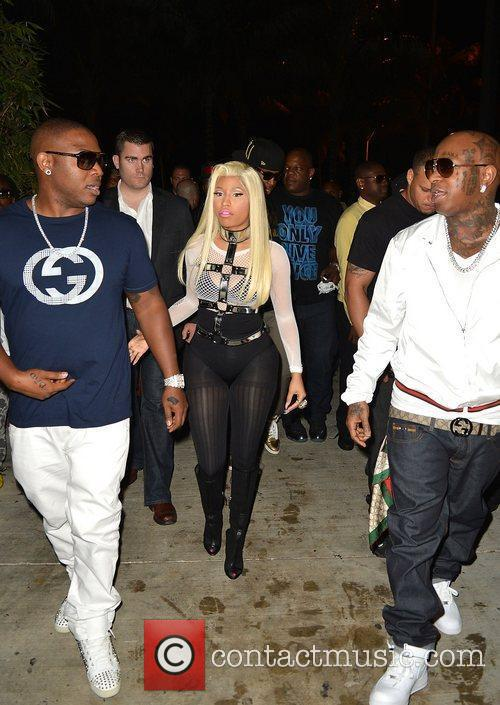 Nicki Minaj and Birdman