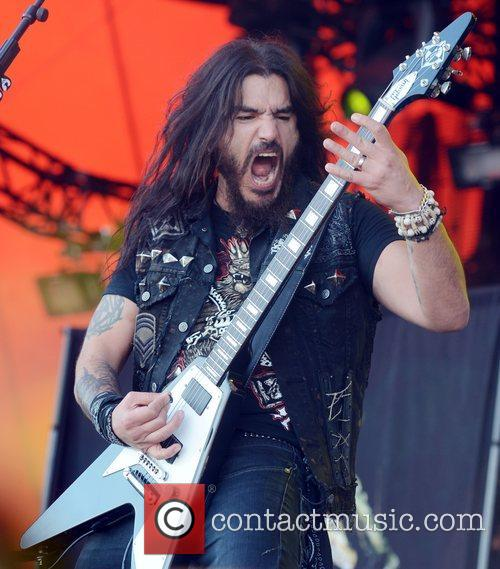 Machine Head and Roskilde