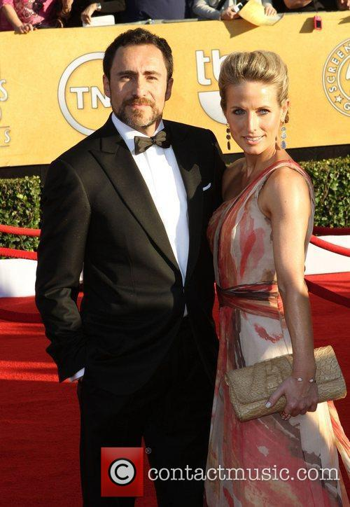 Demian Bichir and Screen Actors Guild 9