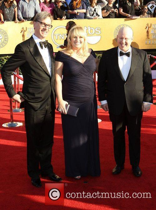 Rebel Wilson, Matt Lucas and Screen Actors Guild