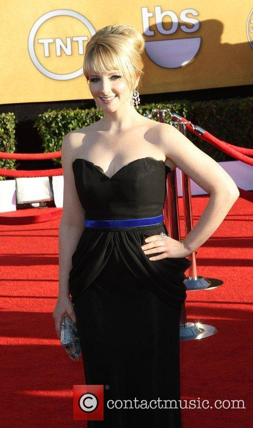 Melissa Rauch and Screen Actors Guild