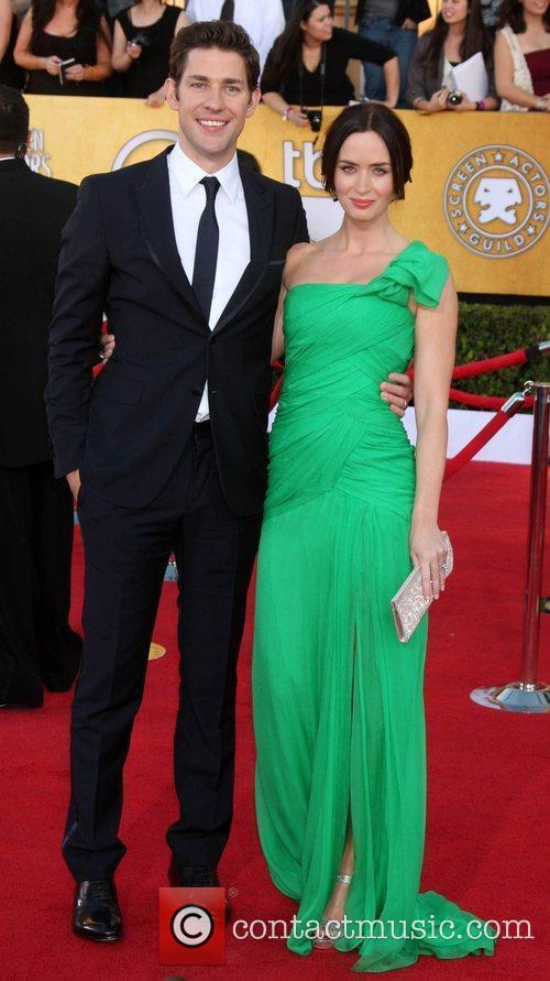 John Krasinski, Emily Blunt and Screen Actors Guild