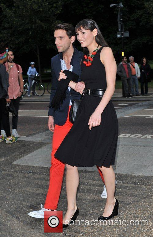 Mika and Serpentine Gallery 1