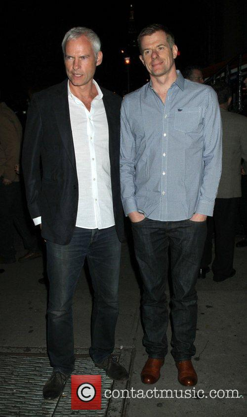 Martin Mcdonagh and Graham Broadbent