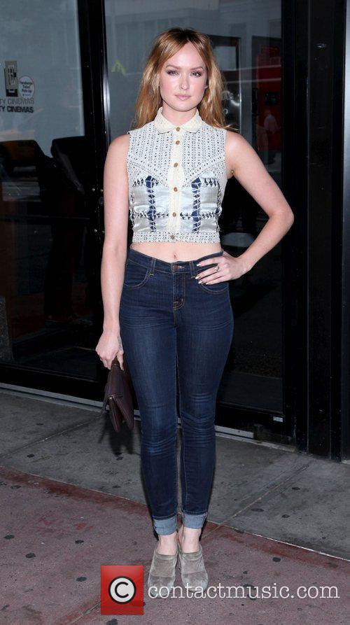 Kaylee Defer and Village East Cinema 5