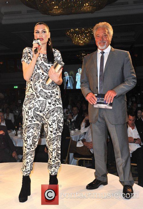 Jessie J and Tom Jones 1