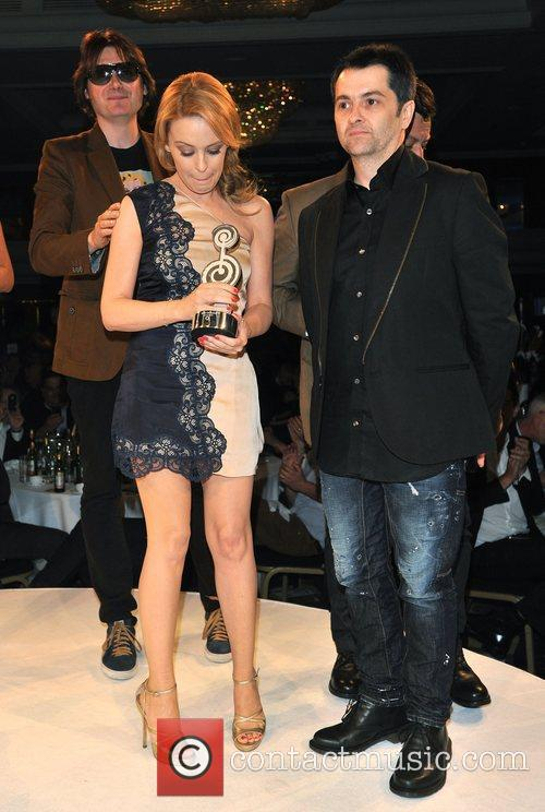Kylie Minogue and Manic Street Preachers