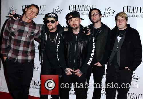 Joel Madden, Benji Madden and Good Charlotte