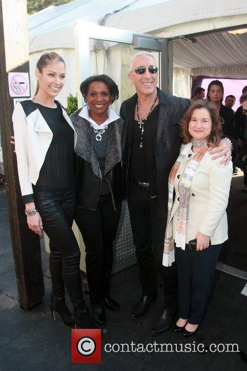 Dayana Mendoza, Dee Snider and Central Park 1