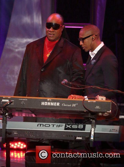 Stevie Wonder and Planet Hollywood 2