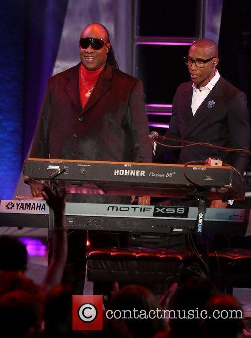 Stevie Wonder and Planet Hollywood 5