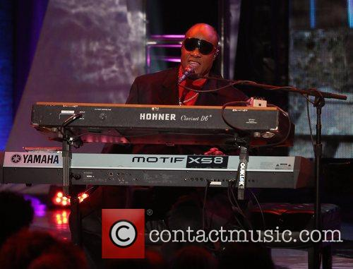 Stevie Wonder and Planet Hollywood 4