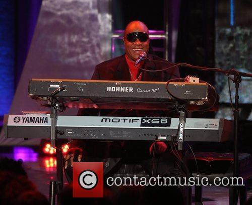 Stevie Wonder and Planet Hollywood 6