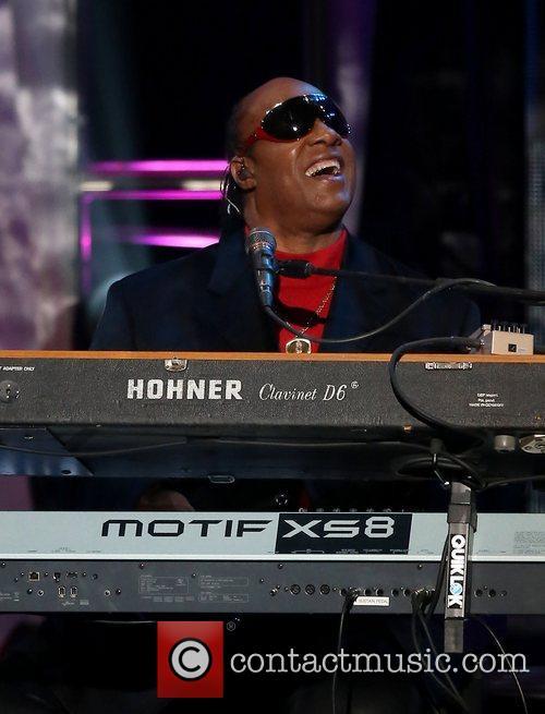 Stevie Wonder and Planet Hollywood 8