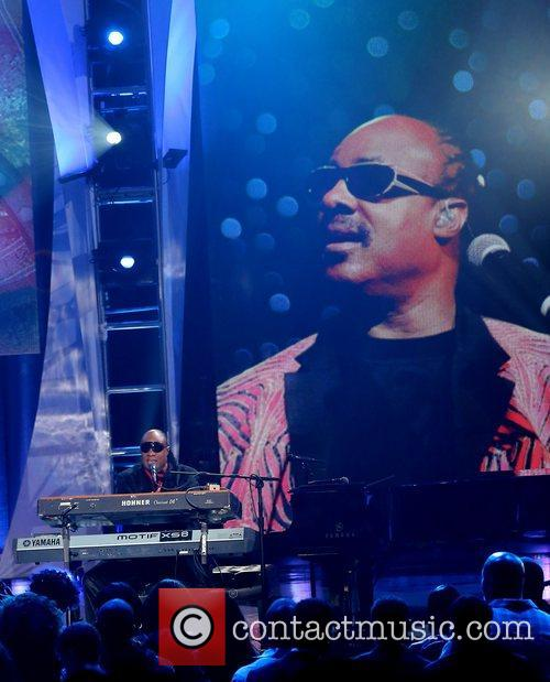 Stevie Wonder and Planet Hollywood 7