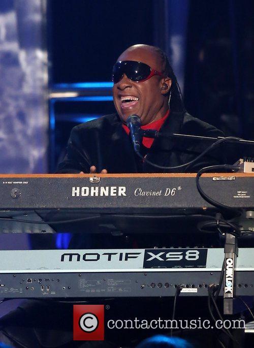 Stevie Wonder and Planet Hollywood 3