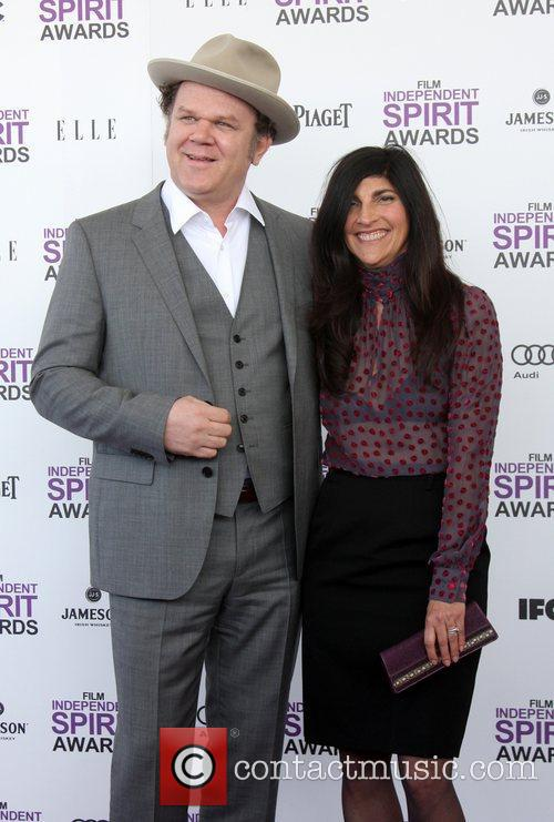 John C Reilly, Alison Dickey and Independent Spirit Awards