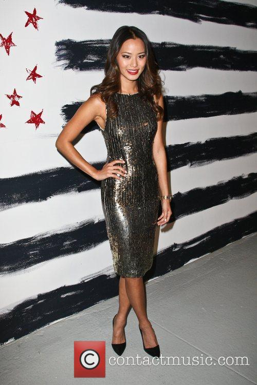 Jamie Chung and New York Fashion Week 3