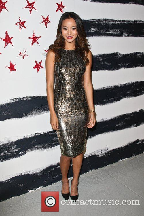 Jamie Chung and New York Fashion Week 4