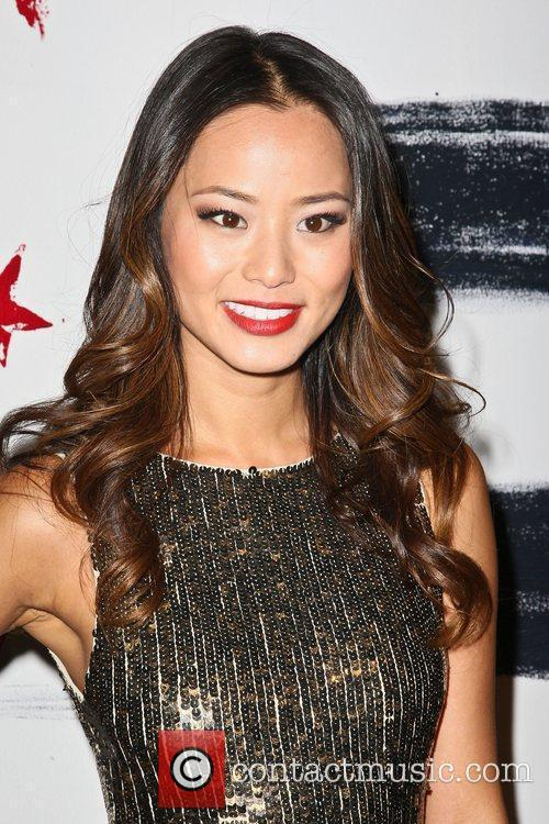 Jamie Chung and New York Fashion Week 7