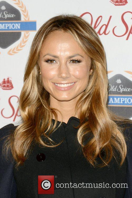 Stacy Keibler, Dikembe Mutombo's, Weeks, Save The World Lauch, Event and New York City 3