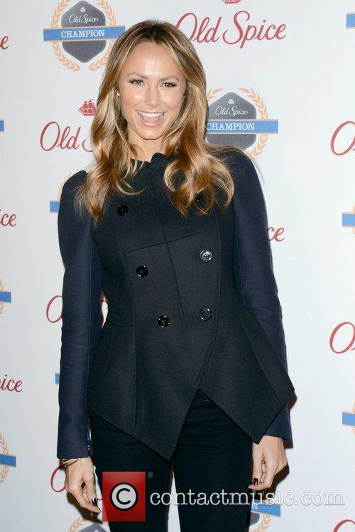 Stacy Keibler, Dikembe Mutombo's, Weeks, Save The World Lauch, Event and New York City 6