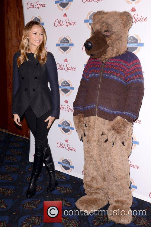 Stacy Keibler, Dikembe Mutombo's, Weeks, Save The World Lauch, Event and New York City 2