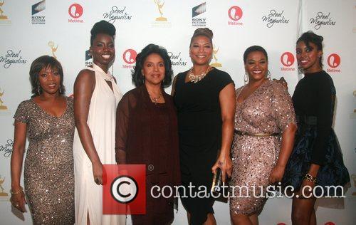 Alfre Woodard, Adepero Oduye, Phylicia Rashad, Dana Owens, Queen Latifah, Jill Scott and Condola Rashad 4
