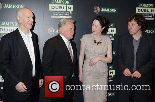 Tom Hickey, Martin Sheen, Stephen Rea and Dublin International Film Festival