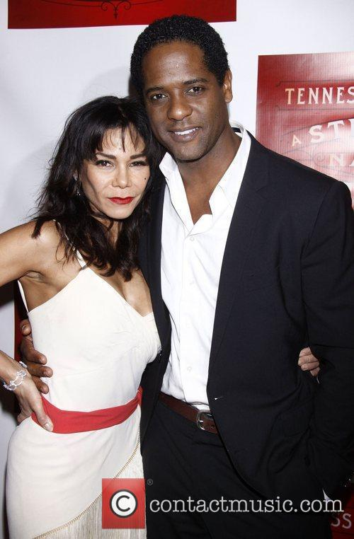 Daphne Rubin-vega and Blair Underwood 3
