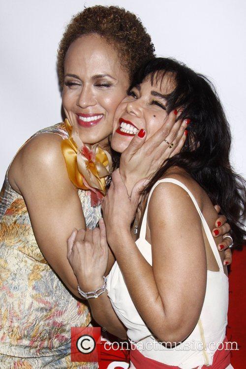 Nicole Ari Parker and Daphne Rubin-vega 5