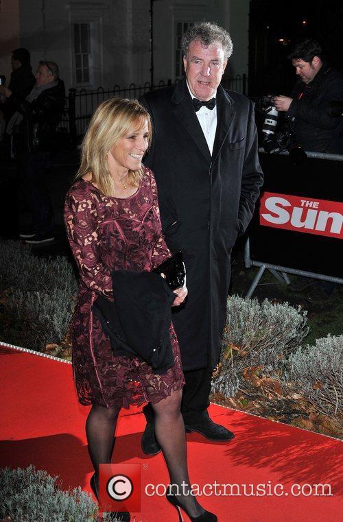 Jeremy Clarkson and Frances 6