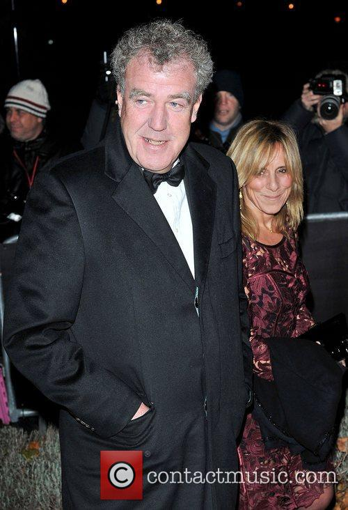 Jeremy Clarkson and Frances