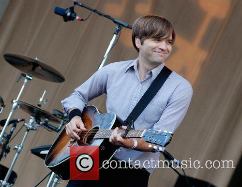Ben Gibbard and Death Cab For Cutie 3